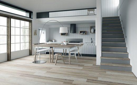 Vinilna talna obloga v kuhinji