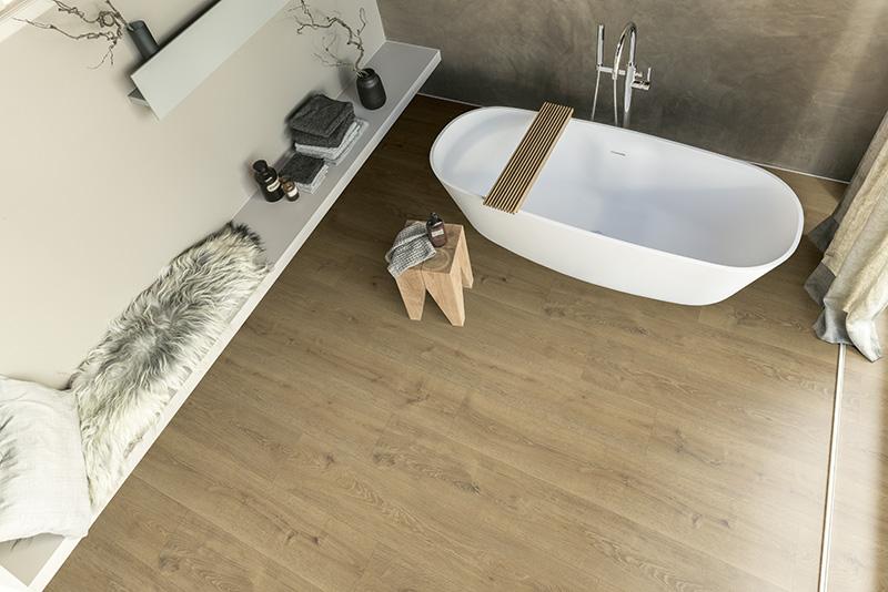 Design talna obloga primerna tudi za kopalnice